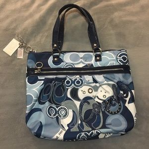COACH Poppy Collection Purse